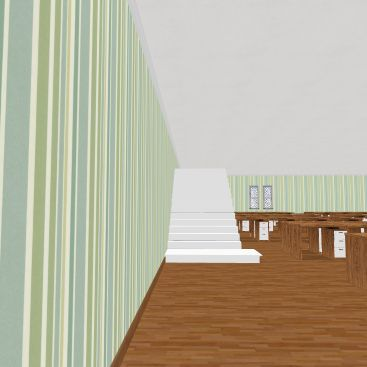 Target Interior Design Render