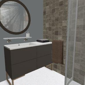 Salle_bain_marrakech Interior Design Render