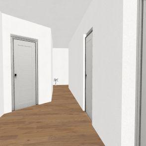 plano ABRIL UN BAÑO IQUITOS Interior Design Render