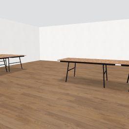 mylez's classroom Interior Design Render