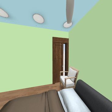 basement light2 Interior Design Render