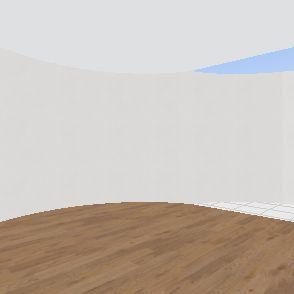 Flower house Interior Design Render