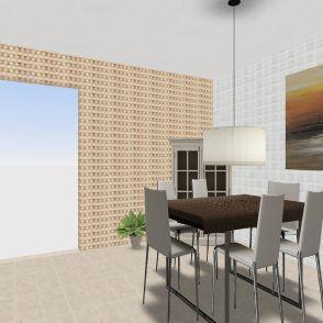 cozinha 77 Interior Design Render