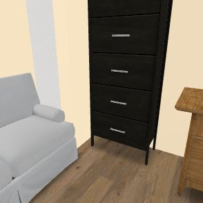 bedroom renovation Interior Design Render