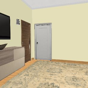 TREVOR Interior Design Render