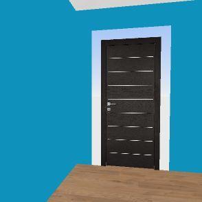 ma chambre Interior Design Render