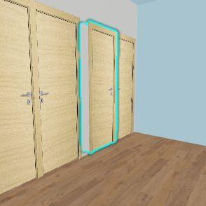 mirandas room Interior Design Render
