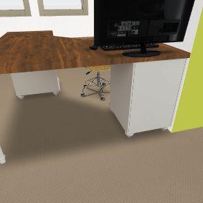 steam lab design-miles Interior Design Render