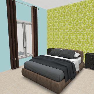 Proyecto 1 Actual Interior Design Render