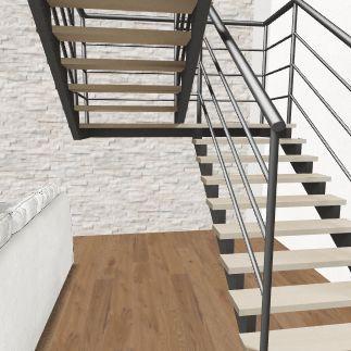 Spiti mas - Isogeio Interior Design Render