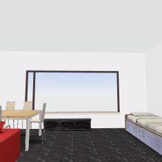 Divano entrando Interior Design Render