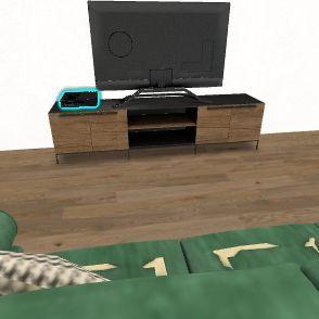FCSI Room Interior Design Render