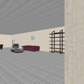 House Draft Interior Design Render