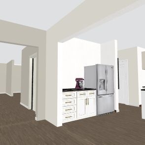 fancy/fnct. bungalow Interior Design Render