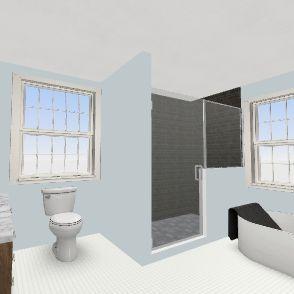 East Side option 2 Interior Design Render