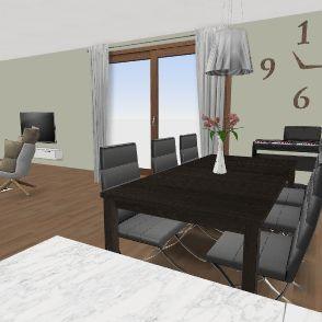 jinde stul2 Interior Design Render