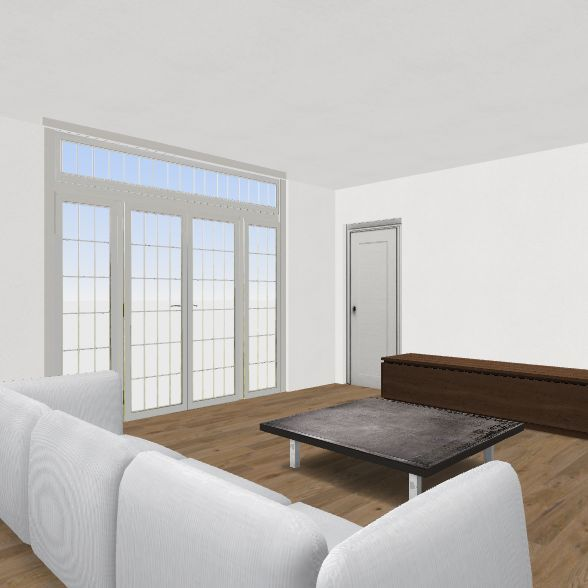 new 2 story Interior Design Render