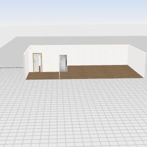 mobile Interior Design Render