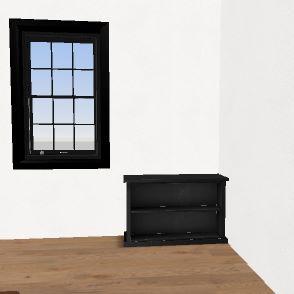 Dive Office Interior Design Render