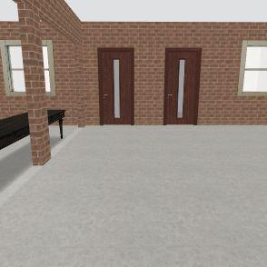 Primeiro Desing Interior Design Render