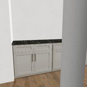 Mestral 13, 3º M Interior Design Render