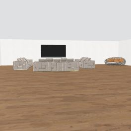 house 1p Interior Design Render