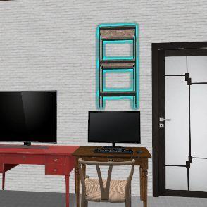 ezequiel Interior Design Render