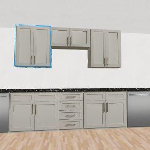 panaderia Interior Design Render