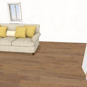 2 Bed 1 Bath Maplewood Revision2 Interior Design Render