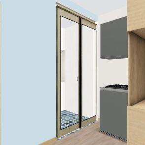 良景初模4 Interior Design Render
