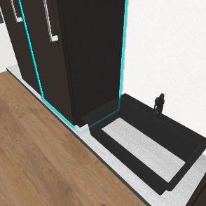 My Kitchen Interior Design Render