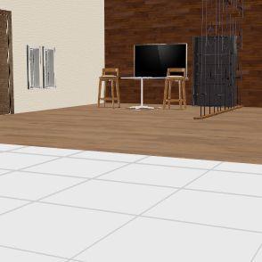 pojokk Interior Design Render