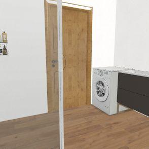 Bagno1 Interior Design Render