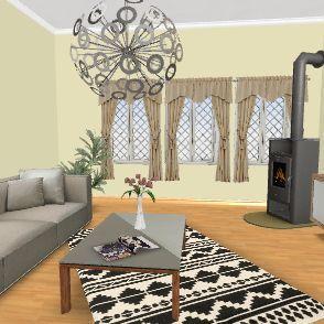 Super desing de terminat Interior Design Render