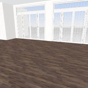 farm Interior Design Render