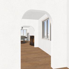Parter - wersja 3 Interior Design Render