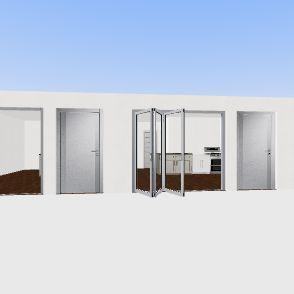 PRIZEMLJE Interior Design Render