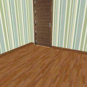 Железный дом Interior Design Render