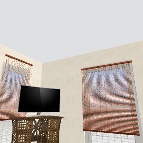 ny  Interior Design Render