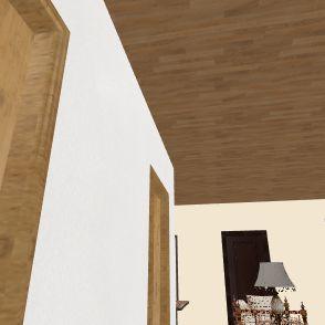 los pinos Interior Design Render