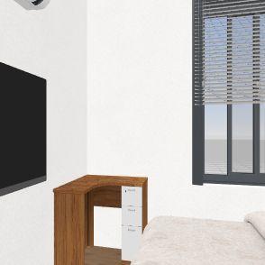 CHALÉ 3 Interior Design Render