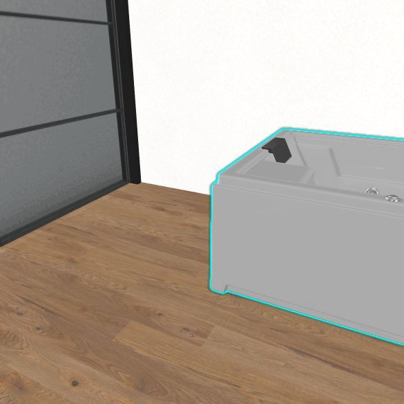 alissons dream room  Interior Design Render