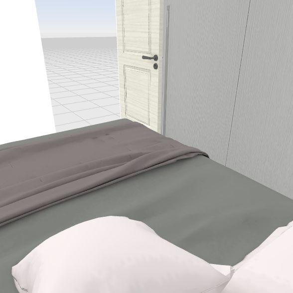 bedroom_3 Interior Design Render
