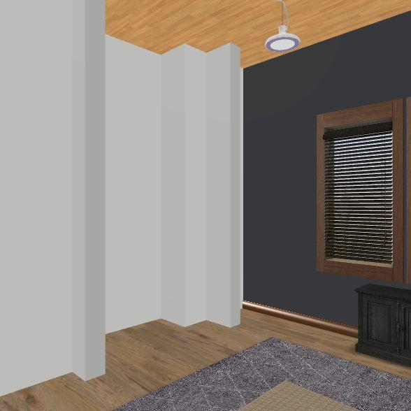 CB Living Room - backup Interior Design Render