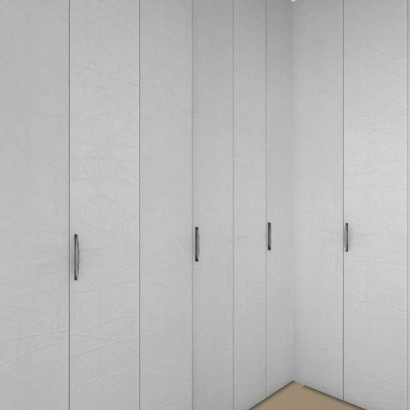 v2 1e verdieping Rotertkamp 20 versie 2 Interior Design Render