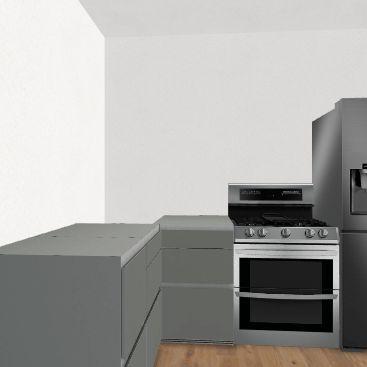 ul. Środkowa 7/1  - Rent HMO Interior Design Render