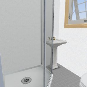 bathroom plan v1.1 Interior Design Render