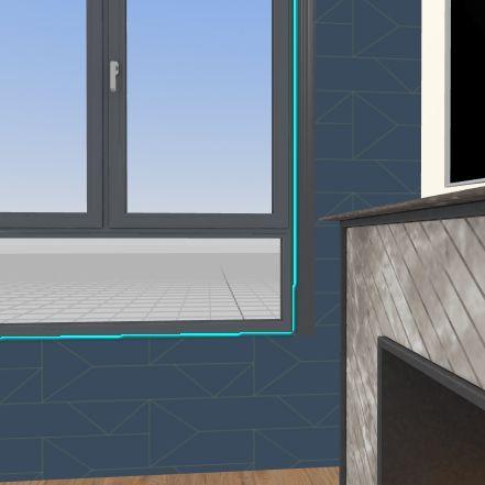 Unsure house Interior Design Render