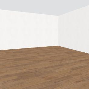 jessca bedroom Interior Design Render