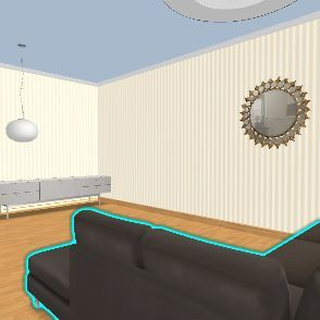 Jules 1 Interior Design Render